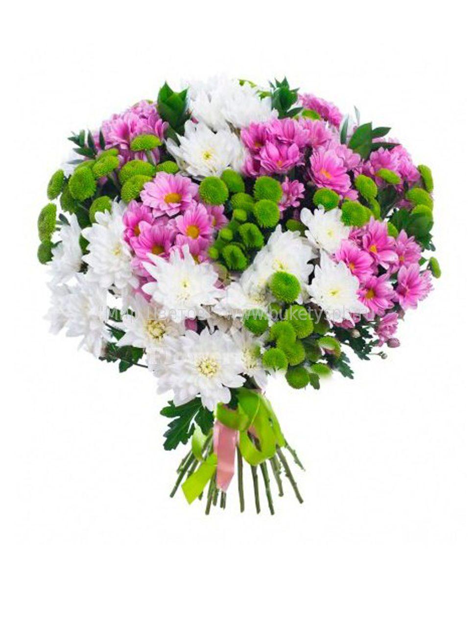 51Как сделать букет из белых роз